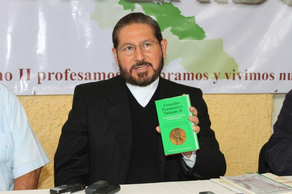 Dice Iglesia que orar frenó al COVID-19 en Veracruz