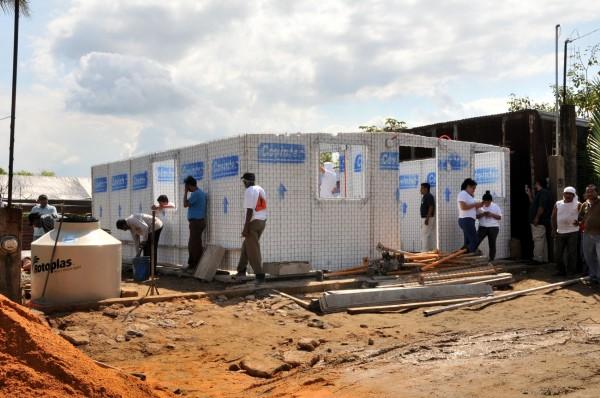 Programa de vivienda beneficiará a 21 mil 500 familias de Veracruz