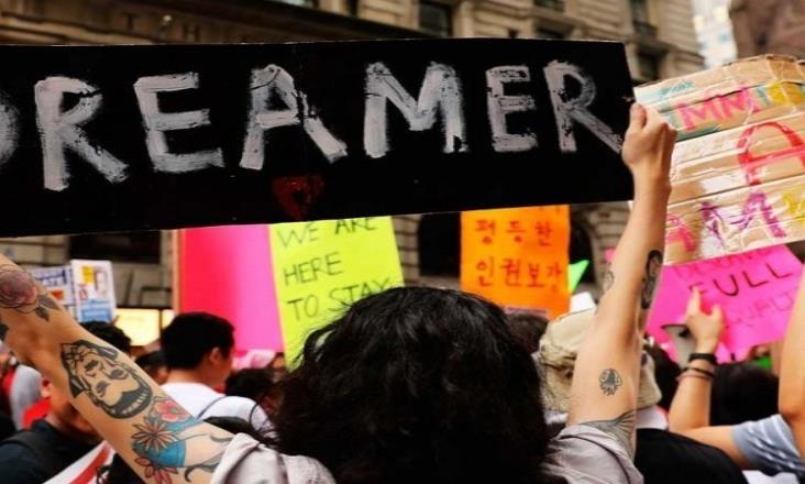 Anuncia Trump que desmantelará el DACA