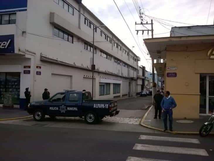 Reportan a primer policía municipal que muere por COVID-19 en Orizaba
