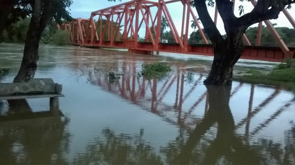 Lluvias dan tregua en Veracruz; esperan que ríos recuperen sus niveles