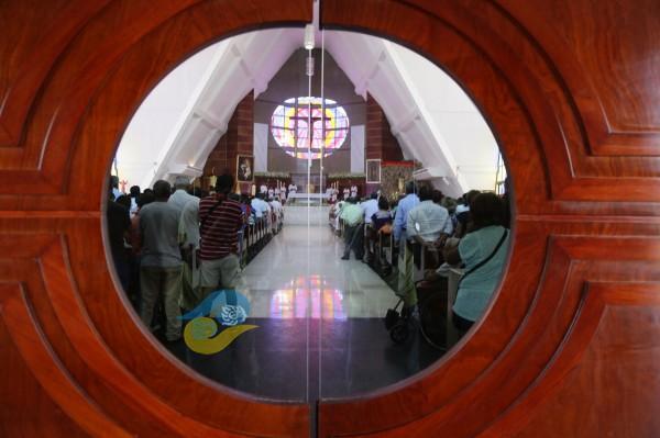 Falso que se venda certificado de reapertura a templos en Veracruz