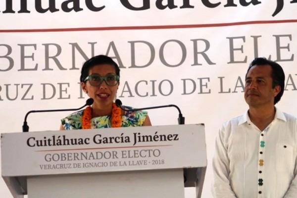 Veracruz, con gobierno más austero del país: Waltraud