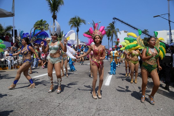 Ocupación hotelera supera el 85% durante Carnaval de Veracruz: Sectur