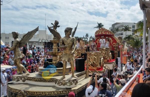 Lunes y martes de Carnaval, sólo para 4 municipios de Veracruz por ahora