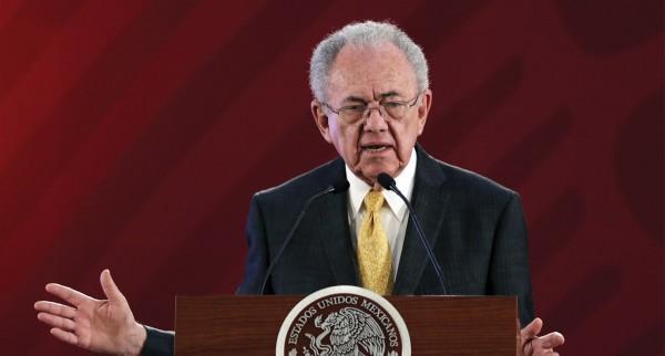 Desconoce AMLO sobre renuncia de Jiménez Espriú a la SCT