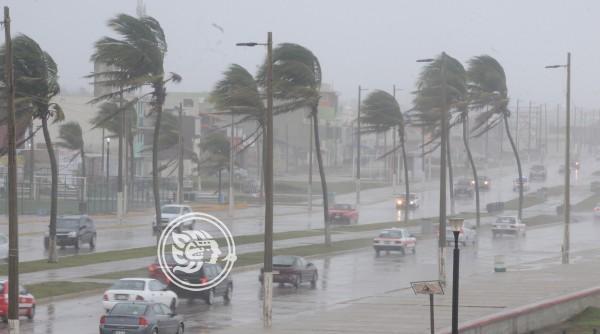 Inicia temporal lluvioso en Veracruz, advierte PC
