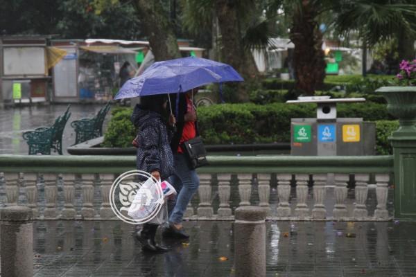 Se mantiene alerta gris por fuertes vientos del norte y lluvias en el estado