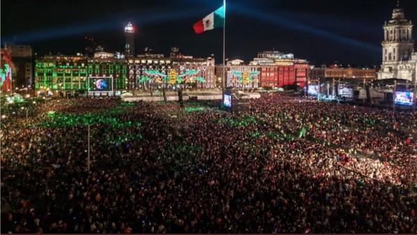 Sí habrá ceremonia del Grito de Independencia y desfile: AMLO