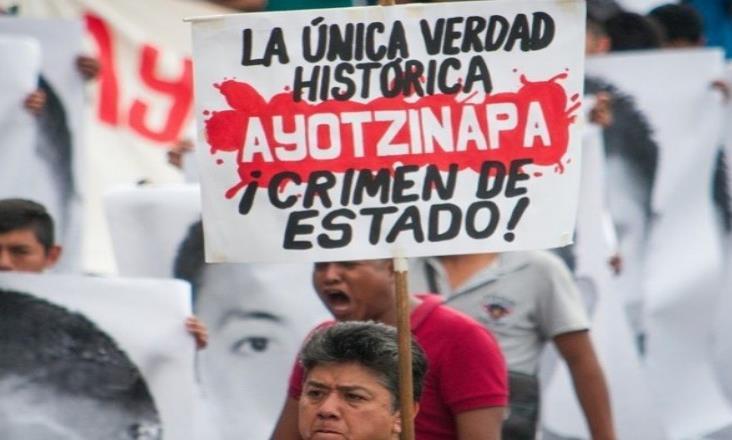 """Se acabó la """"verdad histórica"""" en el caso Ayotzinapa: AMLO"""