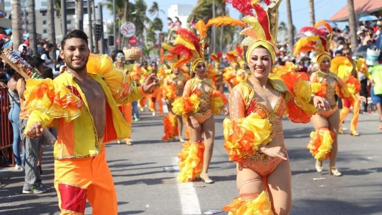 Dejó Carnaval de Veracruz derrama de más de 270 mdp; ocupación de 86%