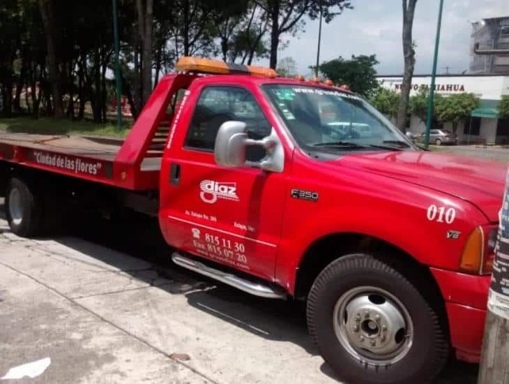 Sin previo aviso, Gobierno de Veracruz cancela Grúas Díaz en Xalapa