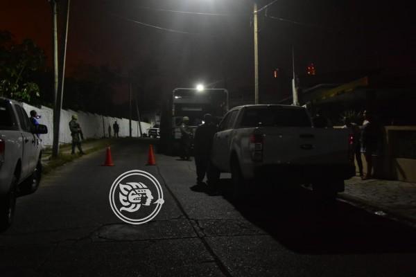 Director de Seguridad de Mina omite a prensa tras crimen