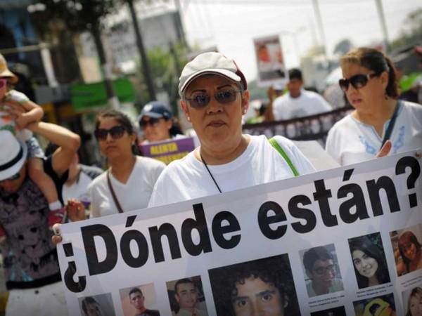 Reportan desaparición de 1,260 personas en México durante la pandemia