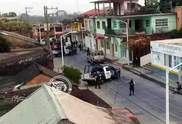Fuerza Civil genera zozobra en Texistepec