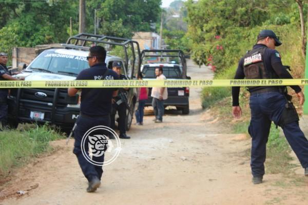 Asesinan a empleado del Ayuntamiento de Agua Dulce