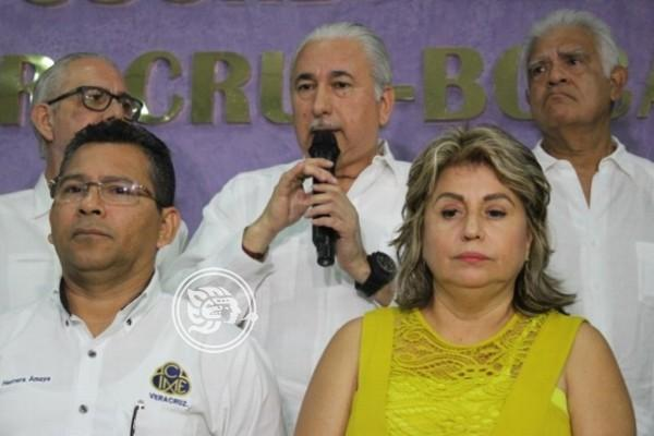Urreta: inseguridad en Veracruz no se arreglará de la noche a la mañana