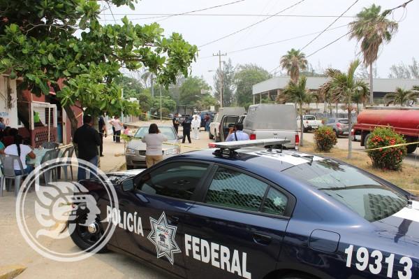 Catean casa de seguridad en Coatzacoalcos