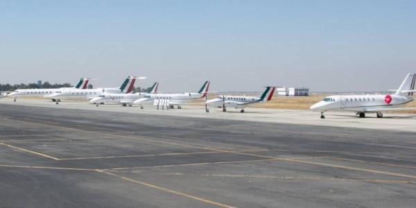 Aeropuerto de Santa Lucía estará listo para marzo del 2022: AMLO