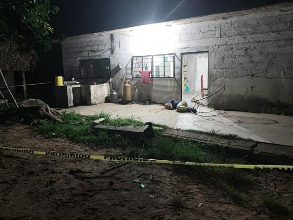 Asesinan a cubano en rancho de San Juan Evangelista