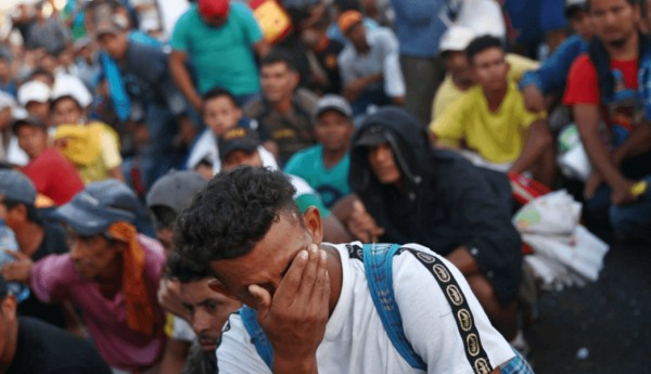 ´Ni presiones de EU frenan paso de migrantes por la cuenca de Veracruz´