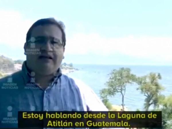 'Me estoy entregando'; confirma Duarte en video  pacto con autoridades