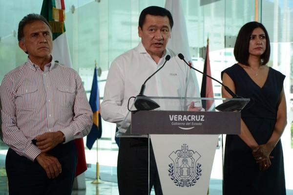 Osorio Chong siempre ha protegido a Yunes: JDO