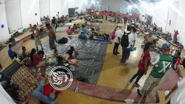 Más de mil migrantes han solicitado asilo en Veracruz