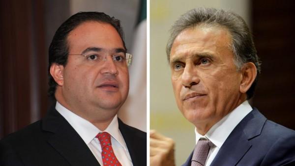 Saquearon Salud Javier Duarte y Miguel Ángel Yunes