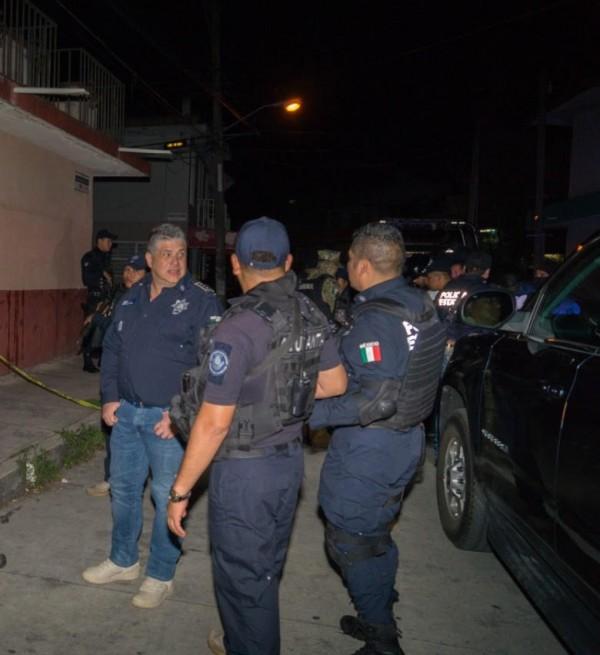 Captura SSP a 3 sujetos por homicidio en Xalapa