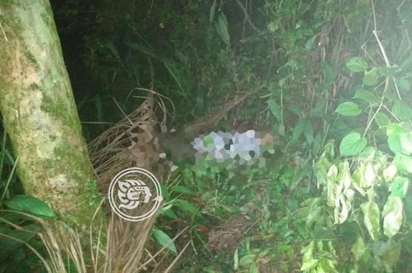 Hallan cuerpo sin vida en comunidad de Ixtaczoquitlán