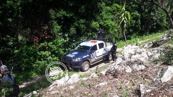 En Atoyac, encuentran cuerpo de mujer policía; fue secuestrada