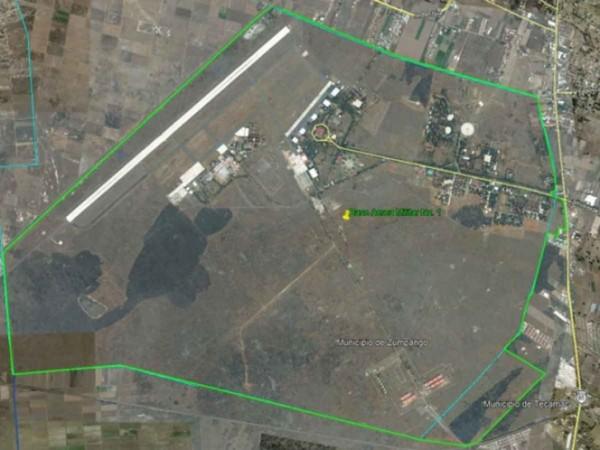 El nuevo aeropuerto en Santa Lucía no tendrá problemas de abastecimiento de agua