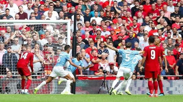 Manchester City conquista su sexta Community Shield