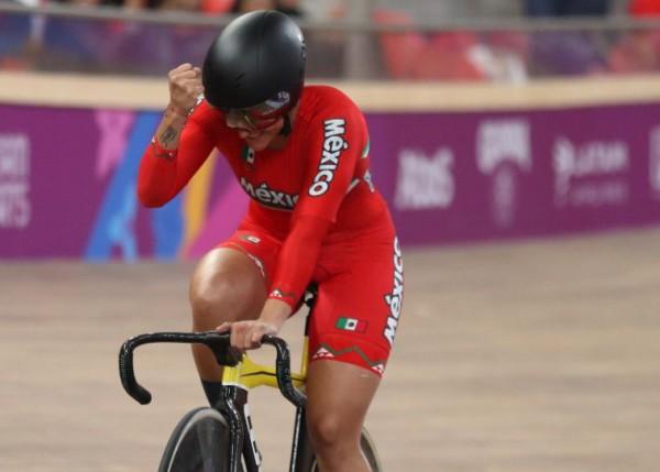 México se lleva el oro Panamericano en ciclismo