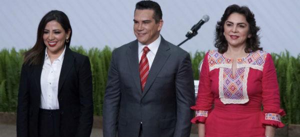 Acusaciones de corrupción destacan en el debate por la presidencia del PRI