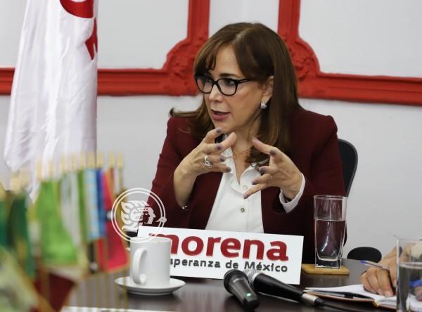 Ofrece Morena renunciar al 75 por ciento de su presupuesto