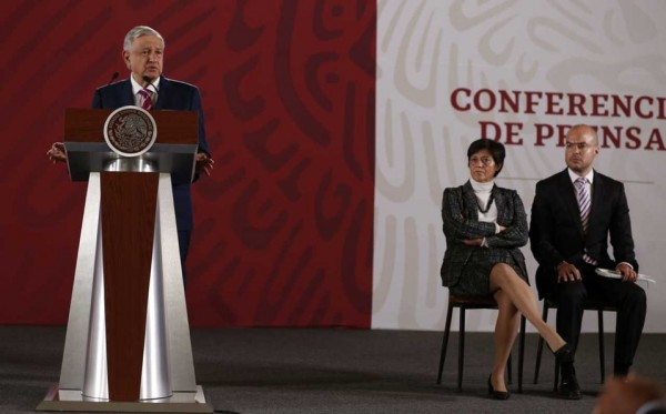 Un desafío, bajar incidencia delictiva, reconoce López Obrador