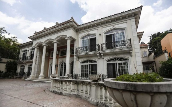 ¿Quién compró la casa de Zhenli Ye Gon en Lomas de Chapultepec?