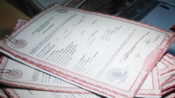 Récord en actas de nacimiento registra Acayucan