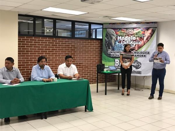 Prioritario vincular sociedad, universidades e IP: León David Jiménez