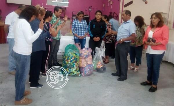 Colectan tapas para tratamiento de joven con cáncer en Orizaba