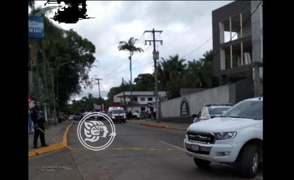 Ataque armado en Fortín deja 2 personas muertas