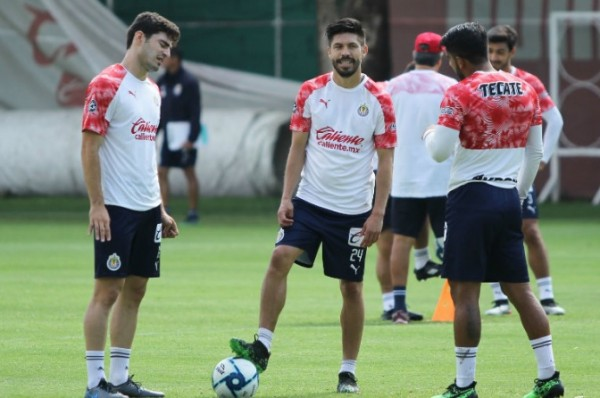 Oribe Peralta, el delantero que más oportunidades de gol ha creado para Chivas