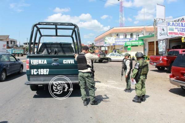 Un ejecutado y un herido deja ataque armado en taller mecánico en Fortín