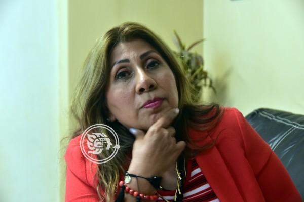 Desalojo fue conforme a la ley, aclara Petra Elena Aguirre