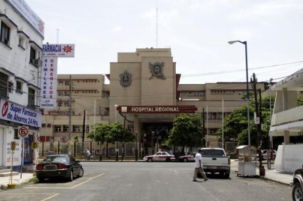 Médico del Hospital General de Veracruz viola a paciente
