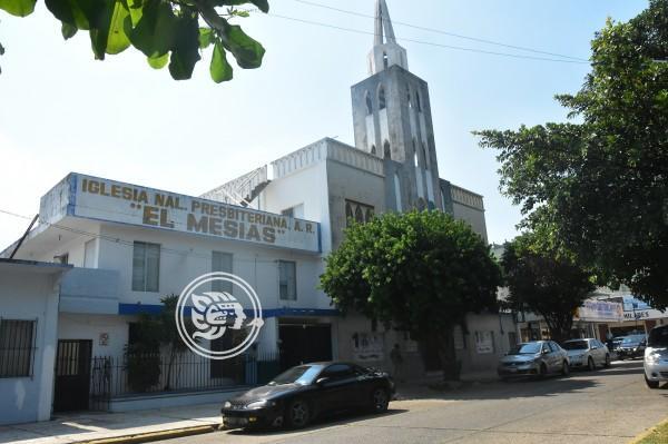 Iglesia Presbiteriana celebra 100 años de su fundación en Coatzacoalcos
