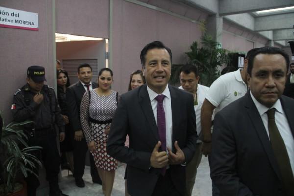 Si Alcalde de Altotonga no denuncia, no se puede hacer nada: Cuitláhuac
