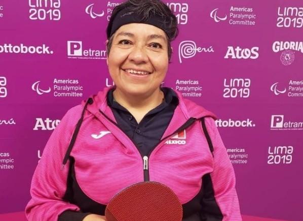 La mexicana Claudia Pérez le da a México la primera medalla de Oro
